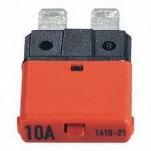 Automaat steekzekering 10 ampere