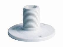 Antennevoet  universeel  RVS voet Ø 40mm
