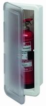 Brandblusserhouder maten inwendig  430x180x110mm