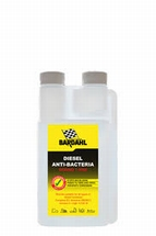 Barrdahl diesel Anti Bacteria  flacon 500ml