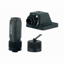 Binder Mini stekker walaansluiting 16A 230V complete set