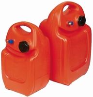 Brandstoftank kunstof 25 liter