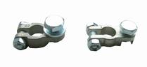 Accupoolklem  +pool   met bout  voor 16-35mm²