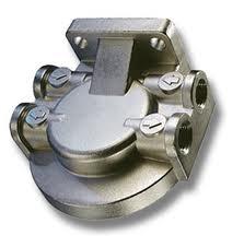 Benzinefilter met waterafscheider Sierra met filter-element