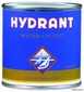 Hydrant waterlijnverf HY374 zwart    blik 250 ml