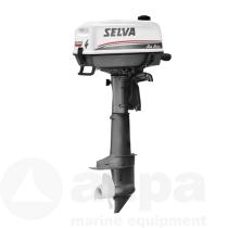 Selva buitenboordmotor Sea Bass 4-takt Type CI.C 4pk