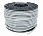 Ronde PVC kabel H05VV-F  Grijs  2x1,5 mm²
