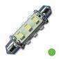 Exalto LED Navigatielamp groen   10-16V  1,2W