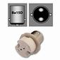Exalto  adapter    Ba 15D  =>  G4/GU4  lengte 31mm  Ø 19mm