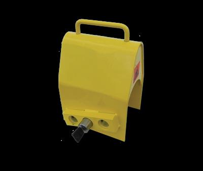 Powerlock disselslot T1  met SCM keur kleur geel