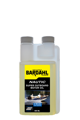 Bardahl Outboard  2-tactolie flacon 500ml
