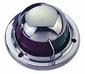 Combi licht buislamp 3 watt RVS