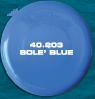 Spuitbus TK lak  Sole diesel blauw