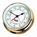 W&P Endurance 125 Time & Tide Clock in Brass (530300)