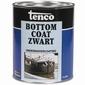 Tenco BottomCoat zwart  blik 1 liter