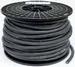 Neopreen kabel  zwart   3x4mm2