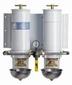 Racor omschakelbaarTurbinefilter  75/1000  1363 ltr/h