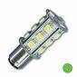 Exalto LED Navigatielamp groen  10-30V  3,6W (25W) Bay 15D