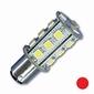 Exalto LED Navigatielamp rood    10-30V  3,6W (25W) Bay 15D