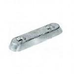 Aluminium anodes boutmontage