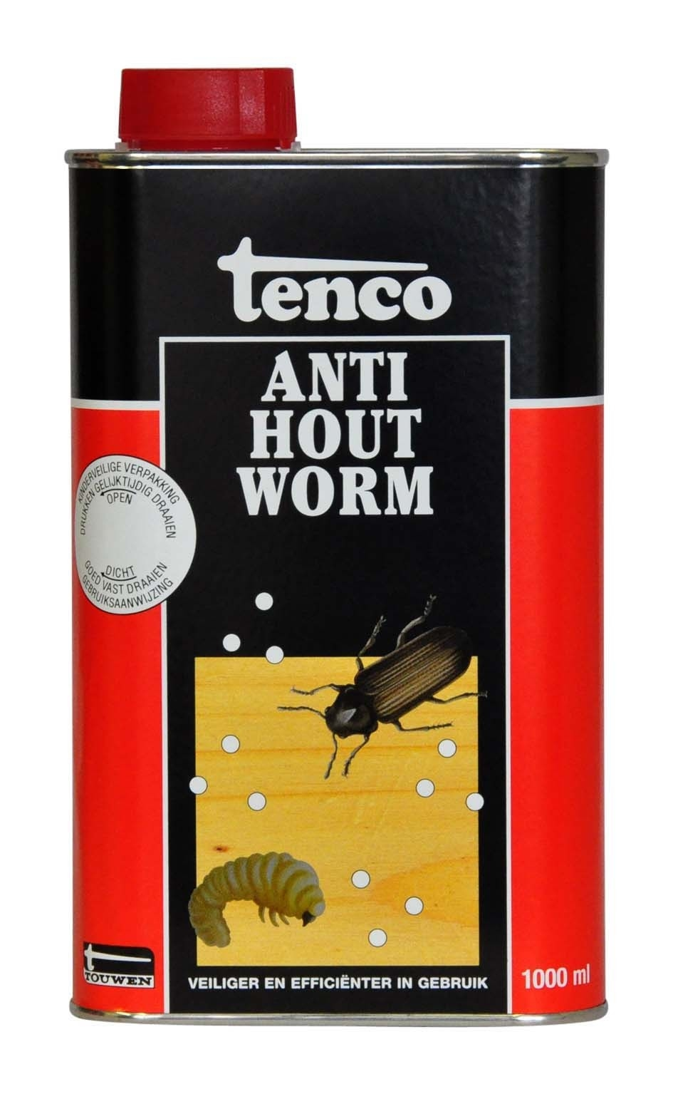 Anti Houtworm en Boktor