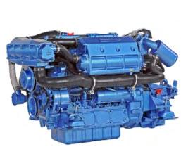 Nanni diesel N4.140    135 pk