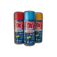 Spuibussen Colorspray