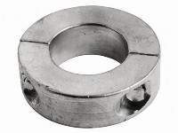 Aluminium schroefas-anodes ringvormig