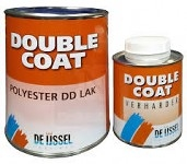 de IJsel Double Coat